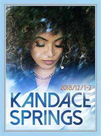 Blue Note Beijing KANDACE SPRINGS